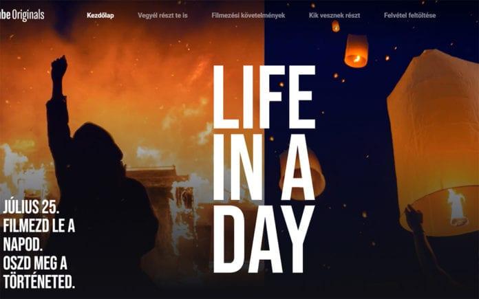 Az élet egy napban