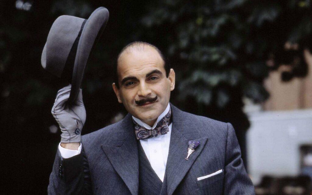 David Suchet: Poirot