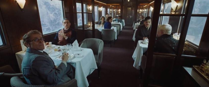 Gyilkosság az Orient Expressen